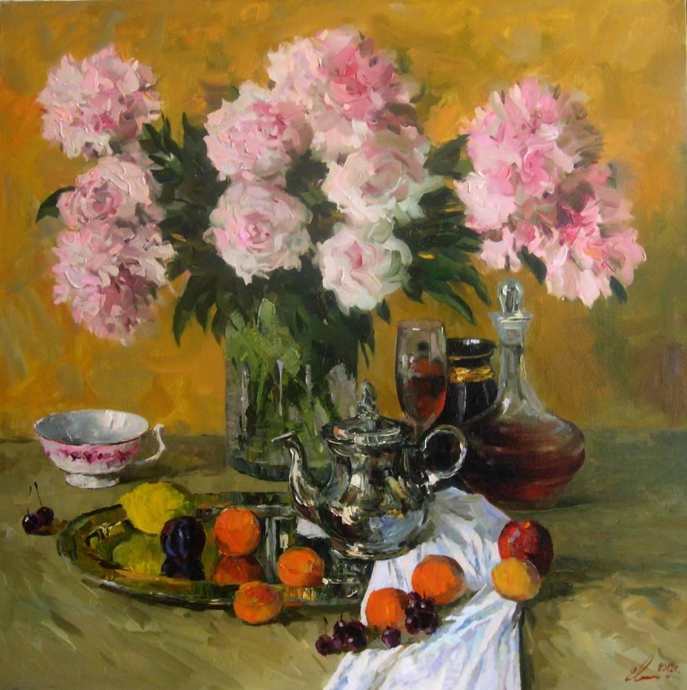 натюрморты Евгений Малых - 09
