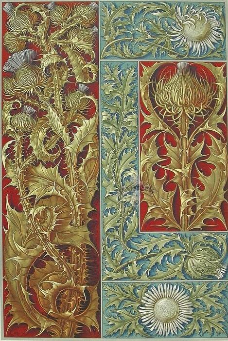 хромолитографии художника Anton Seder - 12