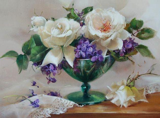 натюрморты Jill Kirstein -2-04