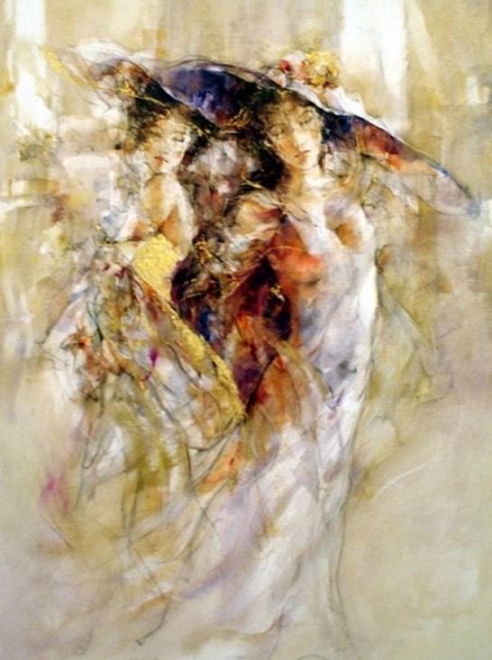 картины художника Gary Benfield - 06