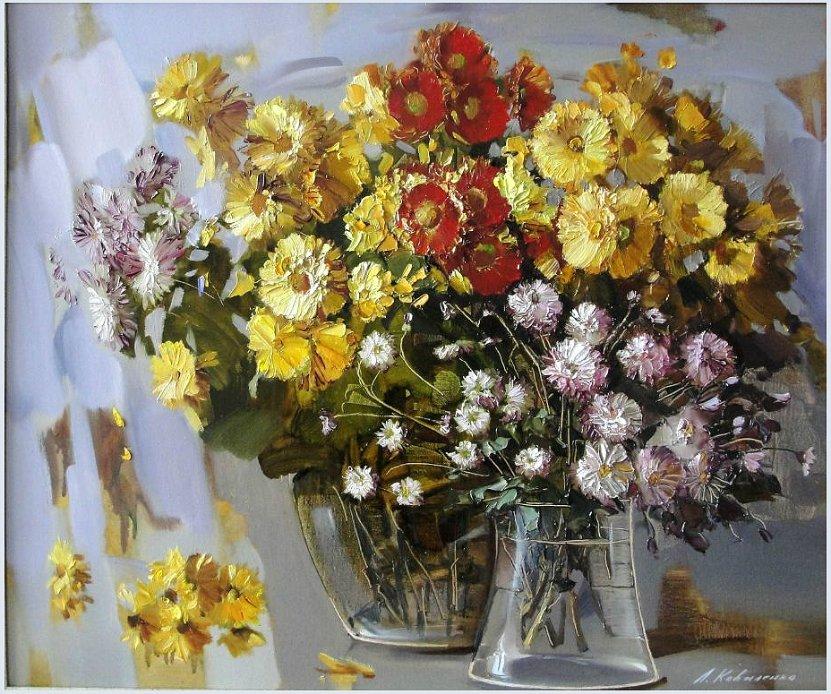 натюрморты Лина Коваленко -2-04