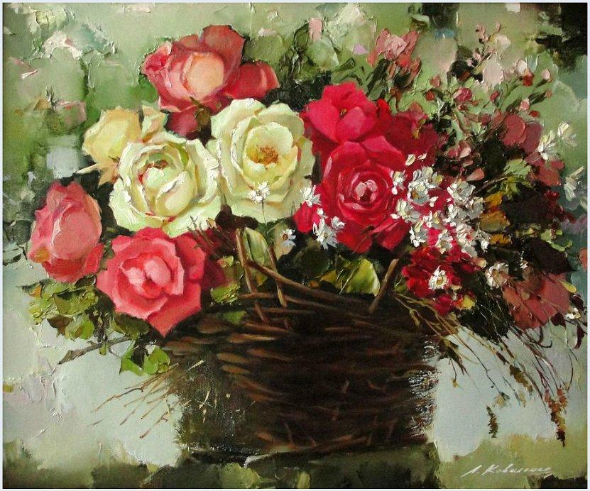 натюрморты Лина Коваленко -2-06
