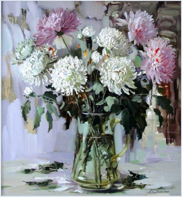 натюрморты Лина Коваленко -2-09