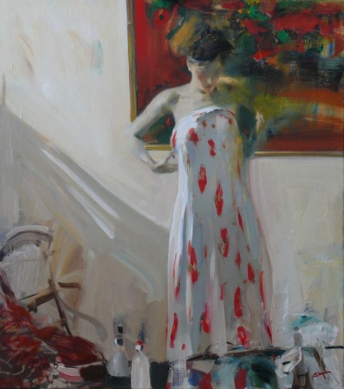 женские образы Александр Горбиков - 07