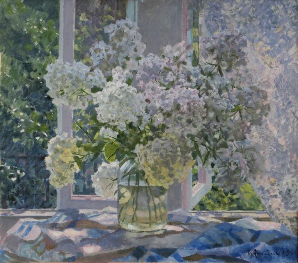 натюрморты Борис Николаев – 07