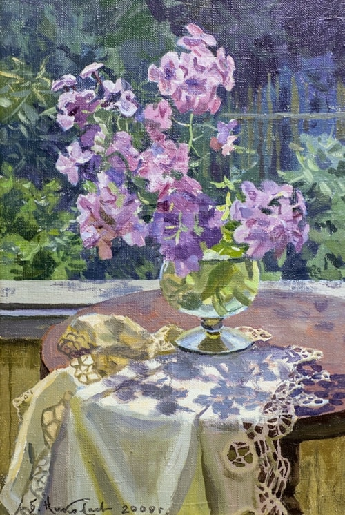 натюрморты Борис Николаев – 13