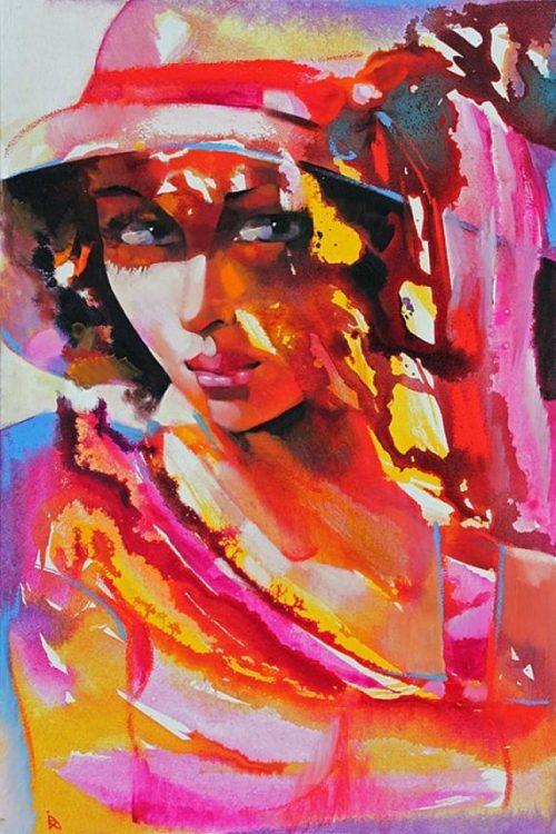 женский образ Ira Tsantekidou - 11