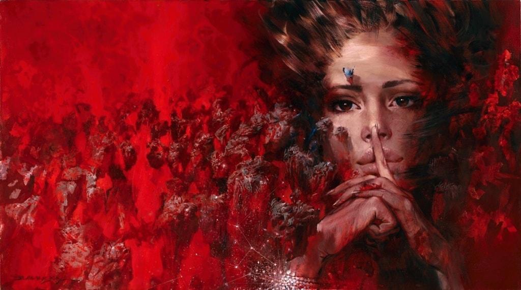 женский образ Иван Славинский -2-01