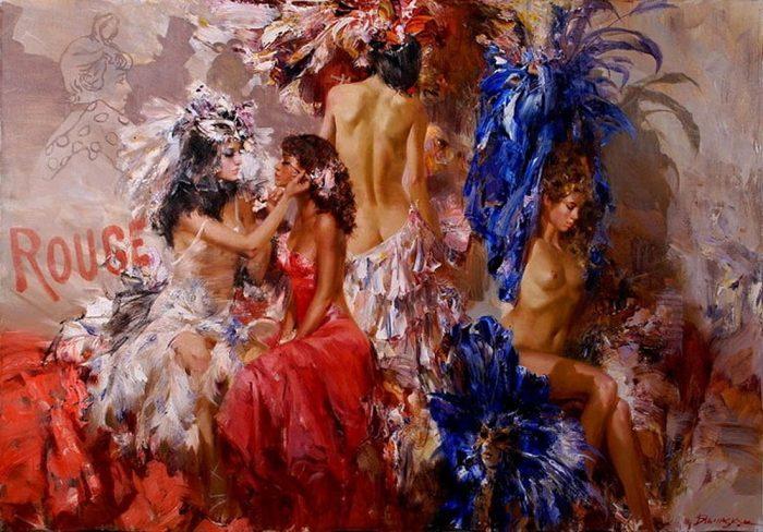 женский образ Иван Славинский -2-02