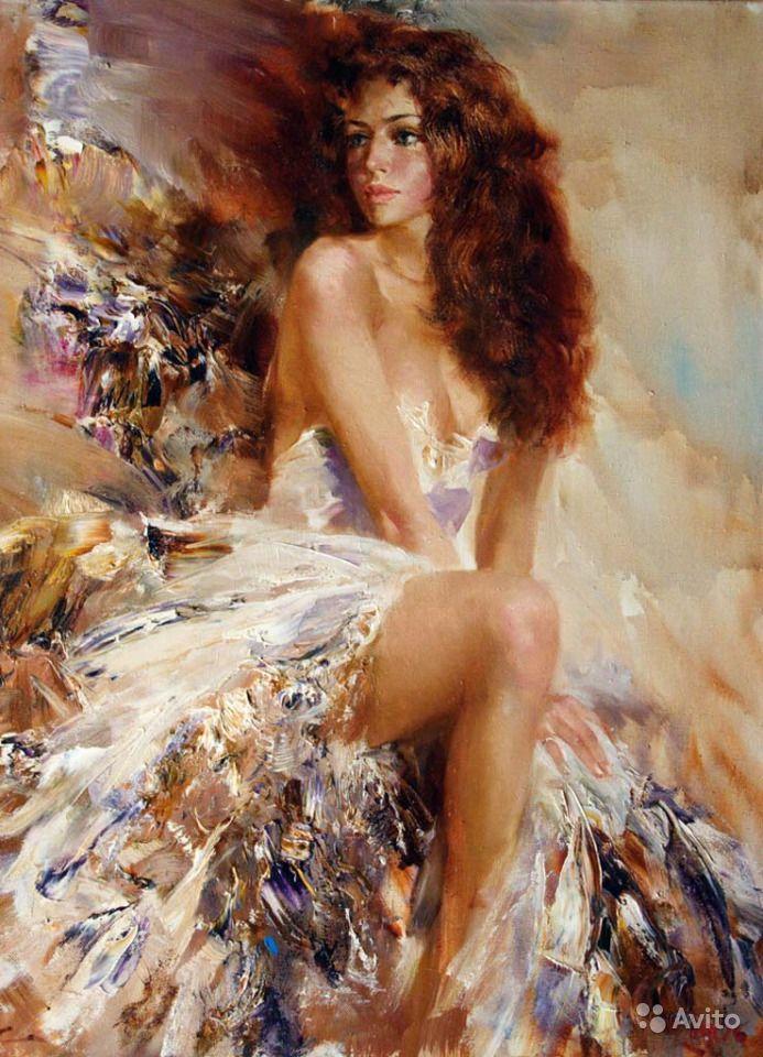 женский образ Иван Славинский -2-04