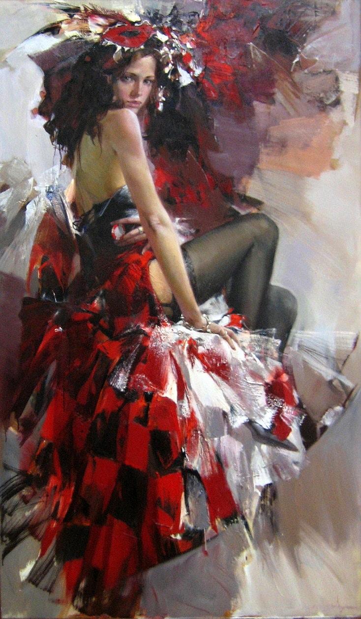 женский образ Иван Славинский -2-06
