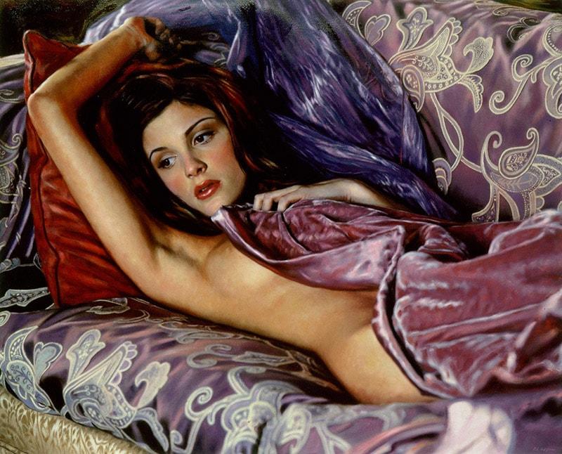 женский образ Rob Hefferan -2-06