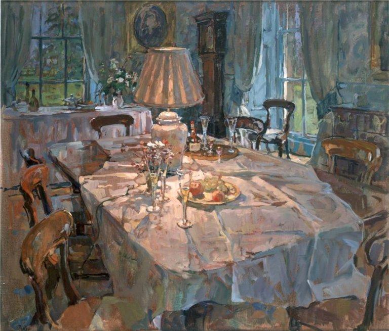 интерьерная живопись Susan Ryder - 06