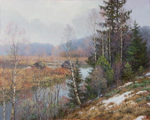 пейзажи Валерий Артамонов -2 - 02