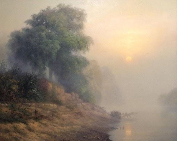 пейзажи Валерий Артамонов -2 - 04