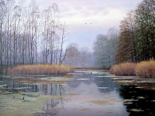 пейзажи Валерий Артамонов -2 - 12