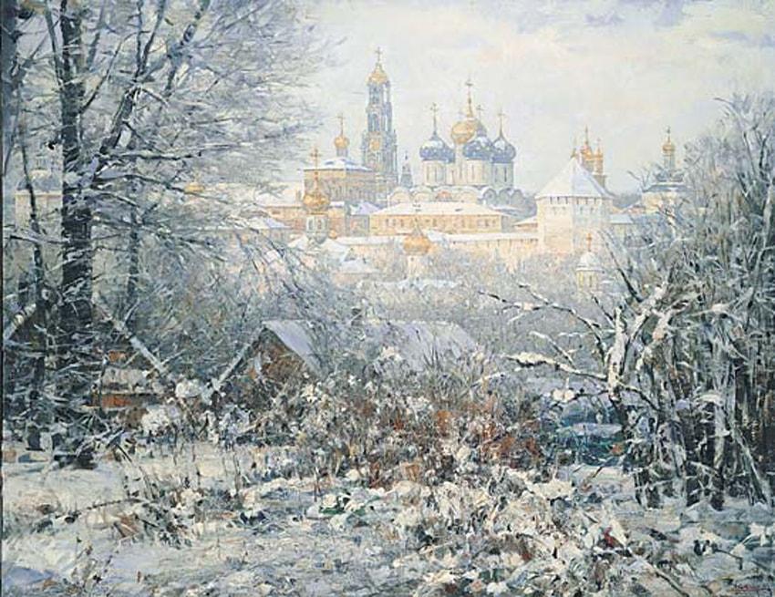 пейзажи Василий Нестеренко -2-05