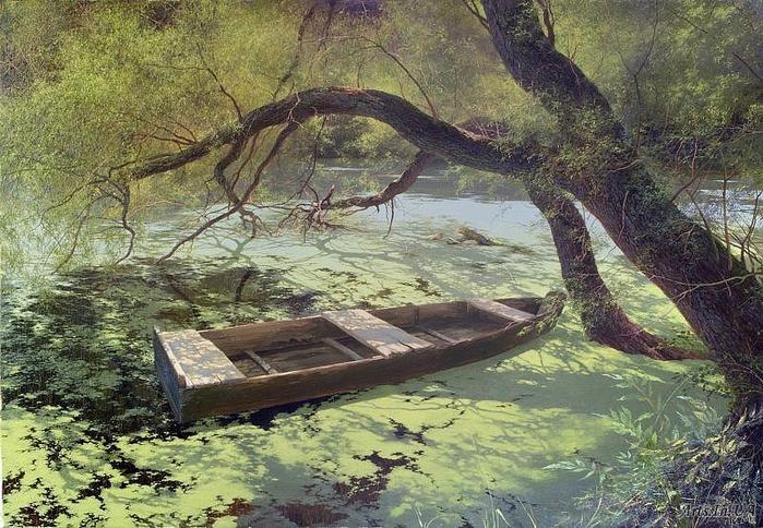 художник Юрий Клопоух - 03
