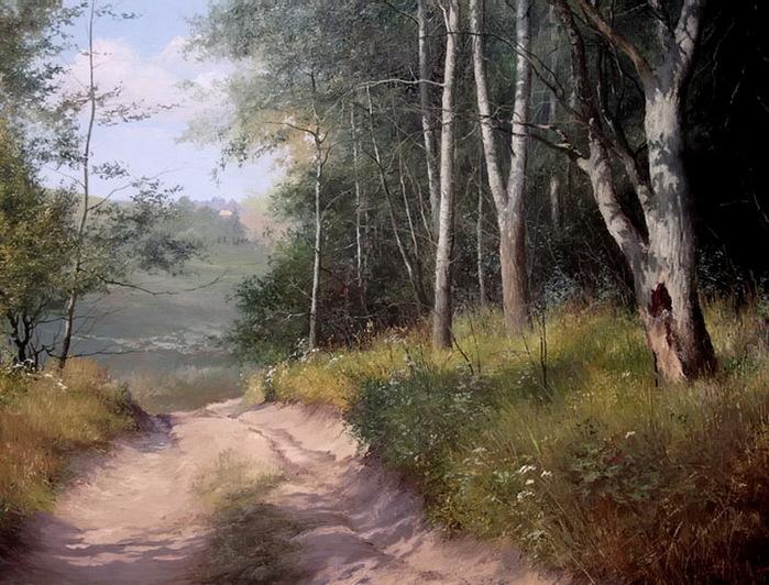 художник Юрий Клопоух - 05